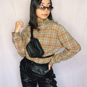 VTG Leather Fanny Pack